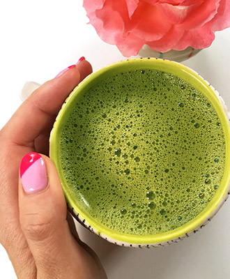 Matcha Mornings!